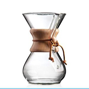 CHEMEX Pour-Over Glass Coffeemaker - Classic Series - 6-Cup - Exclusive Packaging【並行輸入品】 lakibox28