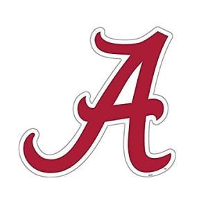 "Fremont Die NCAA Alabama Crimson Tide Vinyl Team Logo Magnet, 12"", Team Col好評販売中|lakibox28"