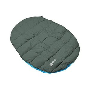 Chuckit! Travel Bed - Comfort on the Go - Blue/Gray - One Size【並行輸入品】|lakibox28
