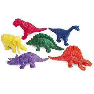 Learning Resources Mini-Dino Counters, Educational Counting and Sorting Toy, Set of 108【並行輸入品】|lakibox28