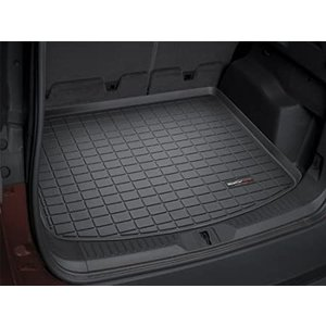 WeatherTech Custom Fit Cargo Liners for Ford Bronco Full Size, Black好評販売中|lakibox28