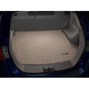 WeatherTech Custom Fit Cargo Liners for Chevrolet Suburban, Tan好評販売中|lakibox28