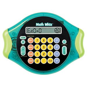 Educational Insights Math Whiz - Electronic Math Game: Addition, Subtraction, Multiplication & Division, Ages 6+【並行輸入品】|lakibox28