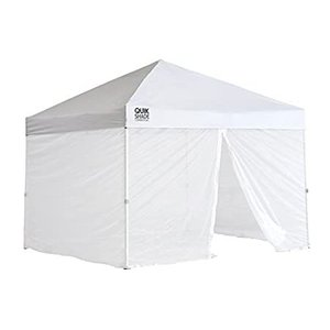 Quik Shade Screen Kit for WE100/C100/SX100 Canopies, White, Fits Commercial好評販売中|lakibox28