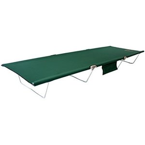 """BYER OF MAINE, TriLite Cot, Very Compact When Folded, Set Up 74""""L X 25""""W X 8"""", Camping Cots for Adults, Portable Cot, Tri Lite Cot, Cot, Lig