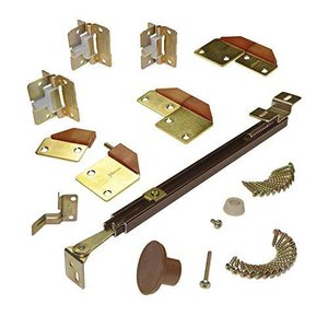 Johnson Hardware 1601218P 100% Full Access Folding Door Hardware Set【並行輸入品】|lakibox28
