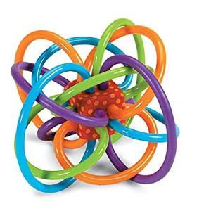 Manhattan Toy Winkel Rattle & Sensory Teether Toy好評販売中|lakibox28