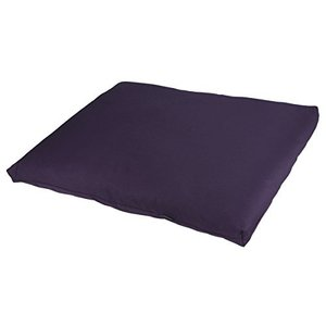 Hugger Mugger Zabuton Meditation Pillow and Harness (Plum)【並行輸入品】 lakibox28