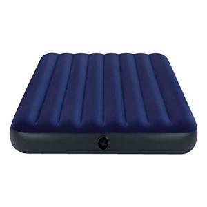 Intex Classic Downy Airbed, Full【並行輸入品】|lakibox28