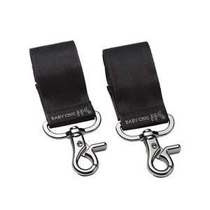 Petunia Pickle Bottom Women's Valet Stroller Accessory Clips, Black【並行輸入品】|lakibox28