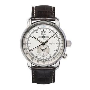 Zeppelin Men's Analogue Quartz Watch with Leather Strap ? 76401【並行輸入品】 lakibox28