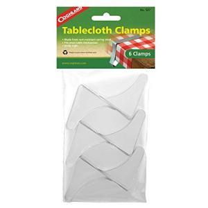 Coghlan's Tablecloth Clamps, Spring Steel【並行輸入品】|lakibox28