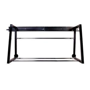 HyLoft 01000 Heavy Duty Adjustable Garage Wall Multi-Tire Rack Storage, Black【並行輸入品】|lakibox28