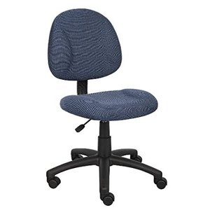 Boss Office Products Perfect Posture Delux Fabric Task Chair without Arms i好評販売中|lakibox28