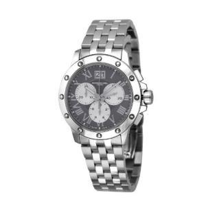 Raymond Weil Men's 4899-ST-00668 Tango Grey Chronograph Dial Watch【並行輸入品】 lakibox28