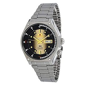 Orient RA-AA0B01G19A Men's SK Diver Retro Stainless Steel Brown Dial Automatic Watch【並行輸入品】 lakibox28