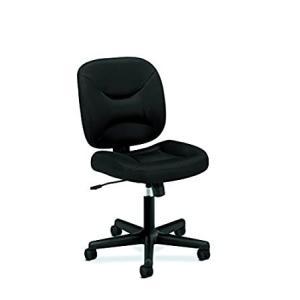 HON ValuTask Low Back Task Chair - Mesh Computer Chair for Office Desk, Bla好評販売中|lakibox28