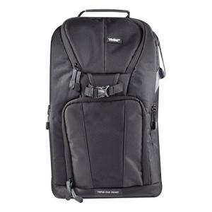 Vivitar DKS-25 Photo SLR Camera Laptop Sling Backpack - Large, Black【並行輸入品】|lakibox28