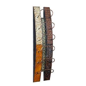 SEI Furniture Adriano Wall Mount Storage Wine Rack, Multicolor【並行輸入品】|lakibox28