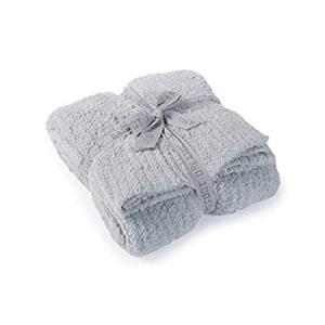 "Barefoot Dreams CozyChic Ribbed Throw Blanket - Ocean 54"" x 72""好評販売中|lakibox28"