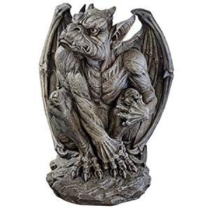 Design Toscano JE11211701 Silas The Sentry Gargoyle Decor Statue, 24 Inch, 好評販売中|lakibox28