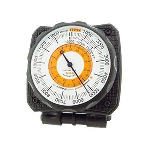 Sun Company AltiLINQ - Dashboard Altimeter and Barometer | Altimeter for Car and Truck | Reads Altitude from 0 to 15,000 Feet【並行輸入|lakibox28
