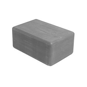 Manduka Recycled Foam Yoga Block, Thunder , 9''L x 6''H x 4''D【並行輸入品】 lakibox28