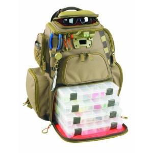 Wild River by CLC WT3604 Tackle Tek Nomad Lighted Backpack & Four PT3600 Trays【並行輸入品】|lakibox28