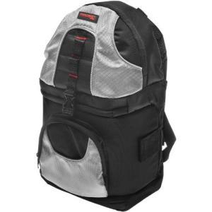 Precision Design PD-BP2 Deluxe Sling Digital SLR Camera Backpack Case (Black/Silver)【並行輸入品】|lakibox28