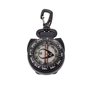 Trident Retractor Compass with Gate snap【並行輸入品】|lakibox28