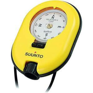 SUUNTO SS020419000 KB-20/360R G Yellow Compass【並行輸入品】|lakibox28