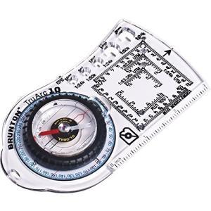 Brunton TruArc10 Baseplate Compass【並行輸入品】|lakibox28