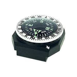 Sun Company GoCompass - Micro Orienteering Wrist Compass | Watch Band or Paracord Bracelet Compasses with Rotating Bezel【並行輸入品|lakibox28