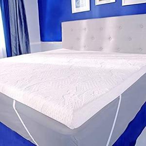 MyPillow Three-inch Mattress Bed Topper (King)好評販売中|lakibox28