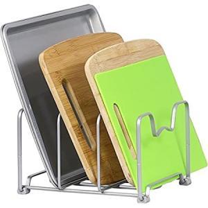 SimpleHouseware Kitchen Houseware Organizer Pantry Rack, Silver好評販売中|lakibox28