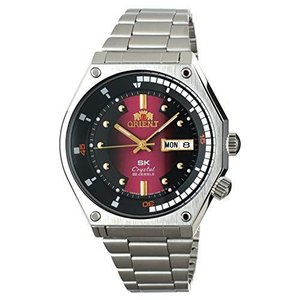 ORIENT Sports SK Retro 70's Automatic Steel Watch with Red Dial RA-AA0B02R【並行輸入品】 lakibox28