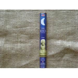お香 HEM ムーン香 インド香 スティック香 アロマ 癒しグッズ レターパック対応|lakshmi2011