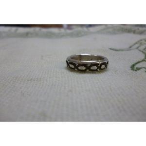 カレンシルバー リング まる 12号 シルバーリング 民族アクセサリー エスニックリング アジアンアクセサリー 指輪 レディースリング|lakshmi2011