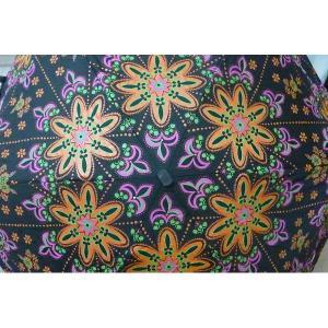 折りたたみ傘 軽量 ブラック 雨傘 折りたたみ傘ポーチ エスニック傘 折りたたみ傘レディース レターパック lakshmi2011