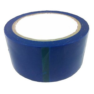 全7色 カラーOPPテープ(青)48mm×40m ばら売り|lalachyan
