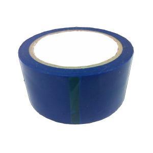 全7色 カラーOPPテープ(青)48mm×40m×10巻 パック|lalachyan