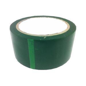 全7色 カラーOPPテープ(緑)48mm×40m×10巻 パック|lalachyan