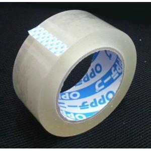 ノーブランドOPP透明テープ 48mm×100m 10巻パック|lalachyan