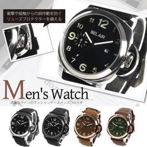 男性用 腕時計 Bel Air Collection ベルエア DD7|lalalady-shop