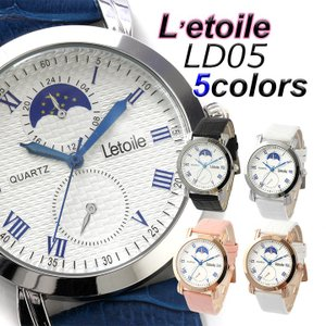 送料無料 女性用 腕時計 L'etoile レディース 腕時計|lalalady-shop