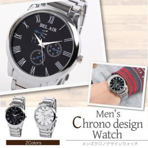 男性用 腕時計 Bel Air Collection ベルエア OA01|lalalady-shop