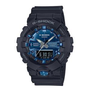 男性用 腕時計 CASIO G-SHOCK 海外モデル アナデジコンビ|lalalady-shop