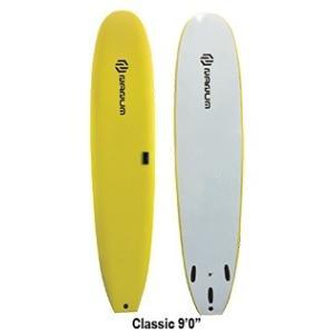 NANUM SOFT Surfboard NANUM Classic 9.0 スクール サーフボード ロングボード ソフトサーフボード|lalalady-shop