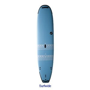 NSP SoftSchool Surfboard Surf Wide 9.2 NSP ソフトサーフボード ロングボード|lalalady-shop
