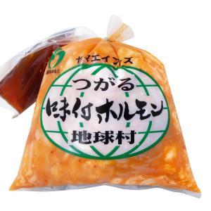 ホルモン焼用 味付ホルモンみそ味 つがる地球村 豚 冷凍 バーベキュー lalasite